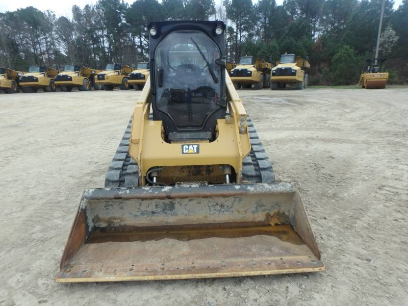 CATERPILLAR 多様地形対応ローダ 299D equipment  photo 3