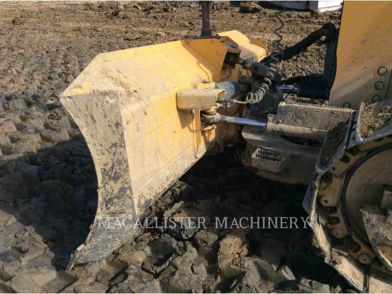 JOHN DEERE TRACTORES DE CADENAS 650K XLT equipment  photo 7