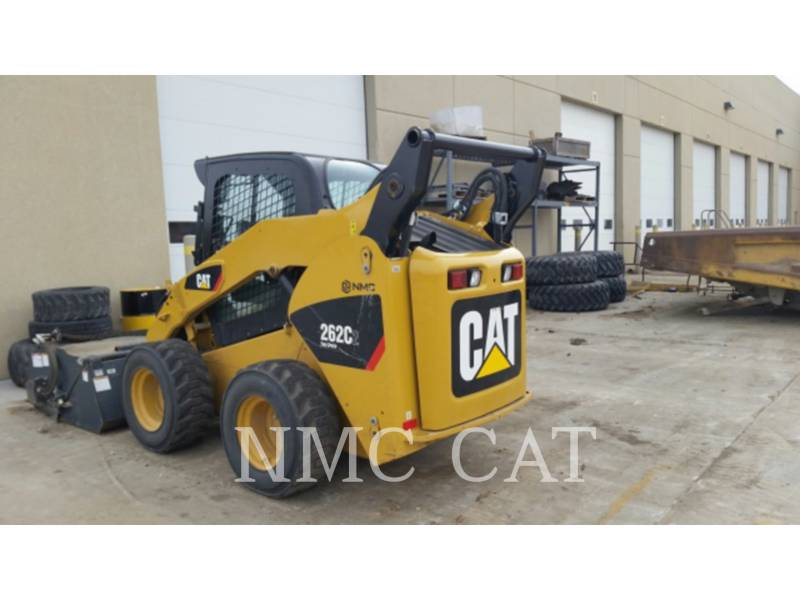 CATERPILLAR KOMPAKTLADER 262C2 equipment  photo 2