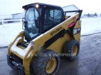 CATERPILLAR SKID STEER LOADERS 272D2 H2CB equipment  photo 1