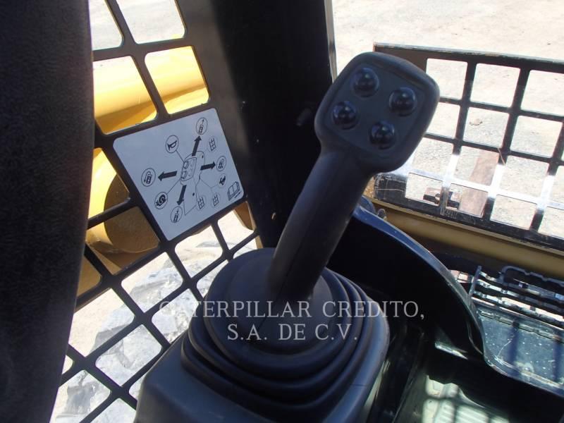 CATERPILLAR MINICARGADORAS 232DLRC equipment  photo 8