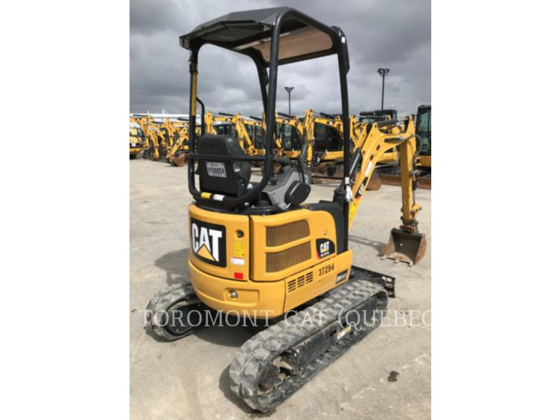 CATERPILLAR 履带式挖掘机 301.7D CR equipment  photo 4