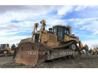 CATERPILLAR TRAKTOR GĄSIENNICOWY KOPALNIANY D8R equipment  photo 1