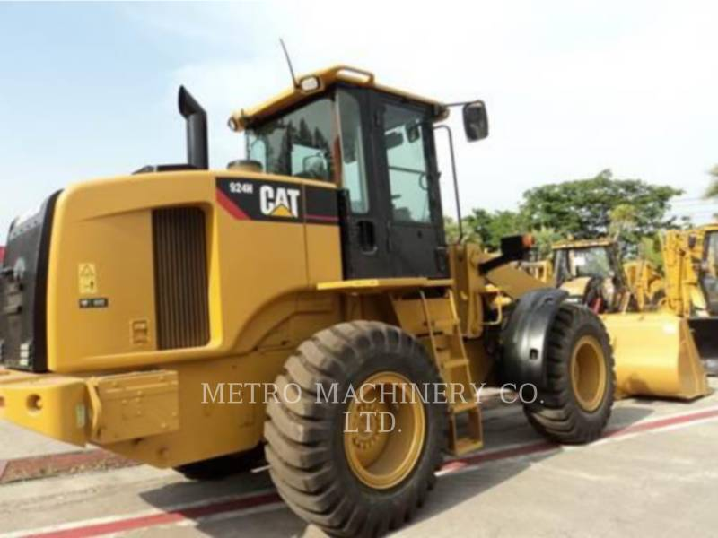 CATERPILLAR WHEEL LOADERS/INTEGRATED TOOLCARRIERS 924HZ equipment  photo 5