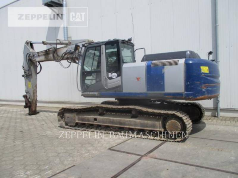 HITACHI TRACK EXCAVATORS ZX250LC-5 equipment  photo 2