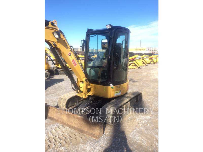 CATERPILLAR TRACK EXCAVATORS 304E CR equipment  photo 1