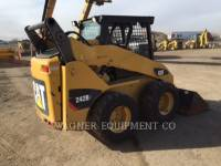 CATERPILLAR MINICARREGADEIRAS 242B3 equipment  photo 3