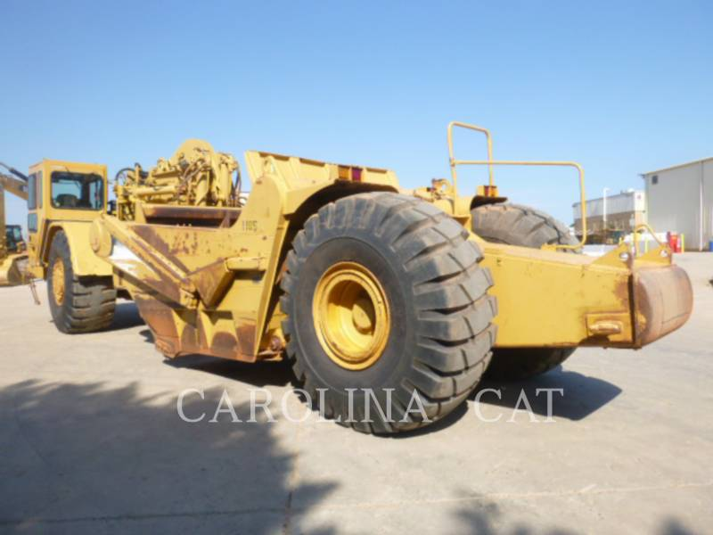 CATERPILLAR WHEEL TRACTOR SCRAPERS 621G equipment  photo 2