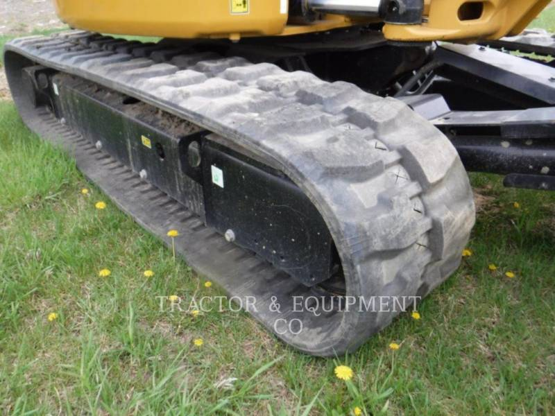 CATERPILLAR EXCAVADORAS DE CADENAS 305E2CR equipment  photo 8