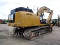 Caterpillar EXCAVATOARE PE ŞENILE 349EL equipment  photo 5