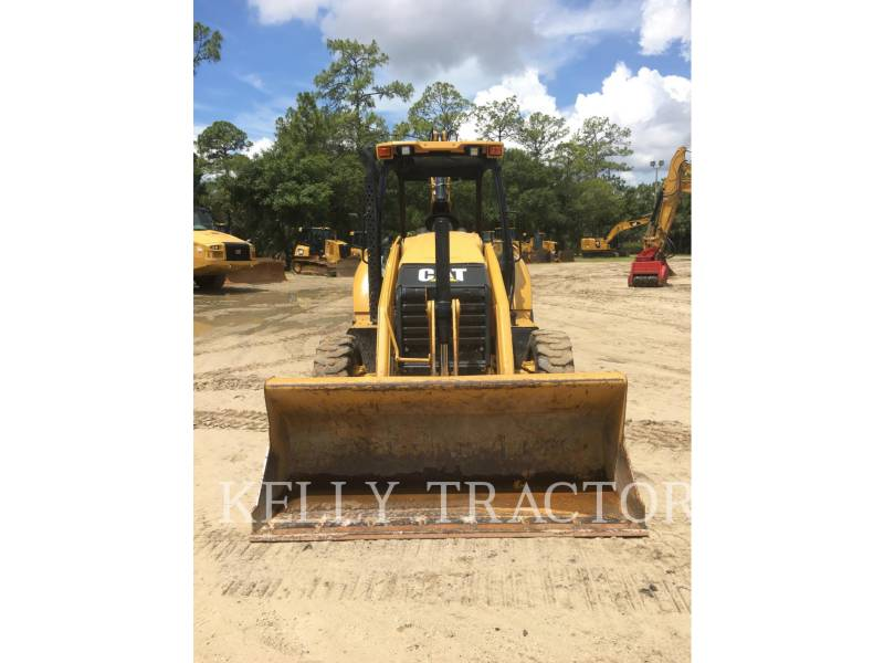 Caterpillar BULDOEXCAVATOARE 416FST equipment  photo 8