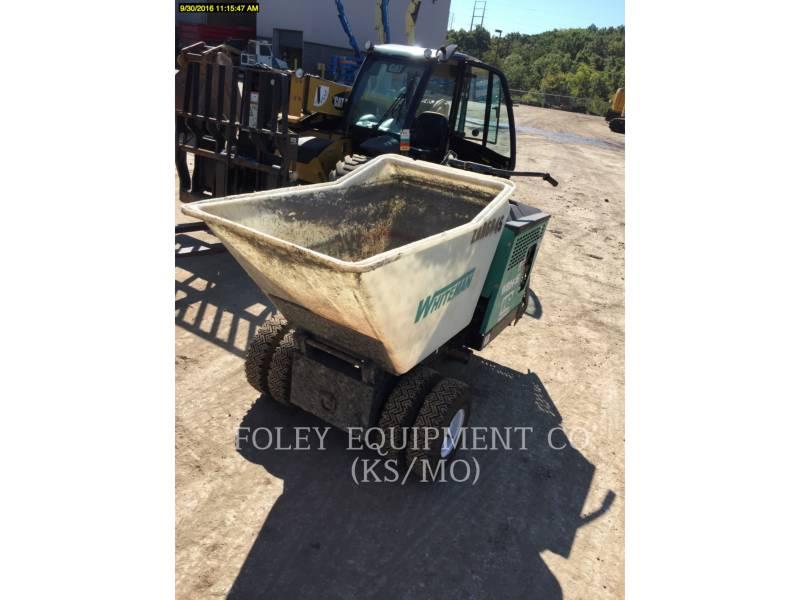 MULTIQUIP CONCRETE EQUIPMENT WBH-16 equipment  photo 2