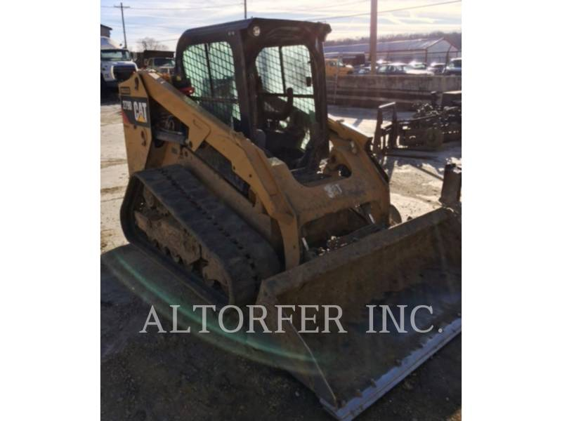 CATERPILLAR CHARGEURS COMPACTS RIGIDES 279D equipment  photo 6