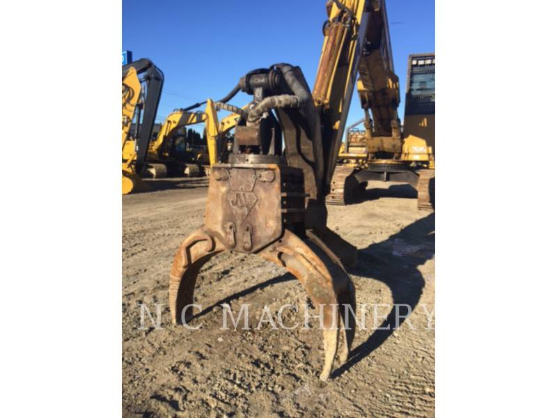 CATERPILLAR MACHINE FORESTIERE 330L LL equipment  photo 6