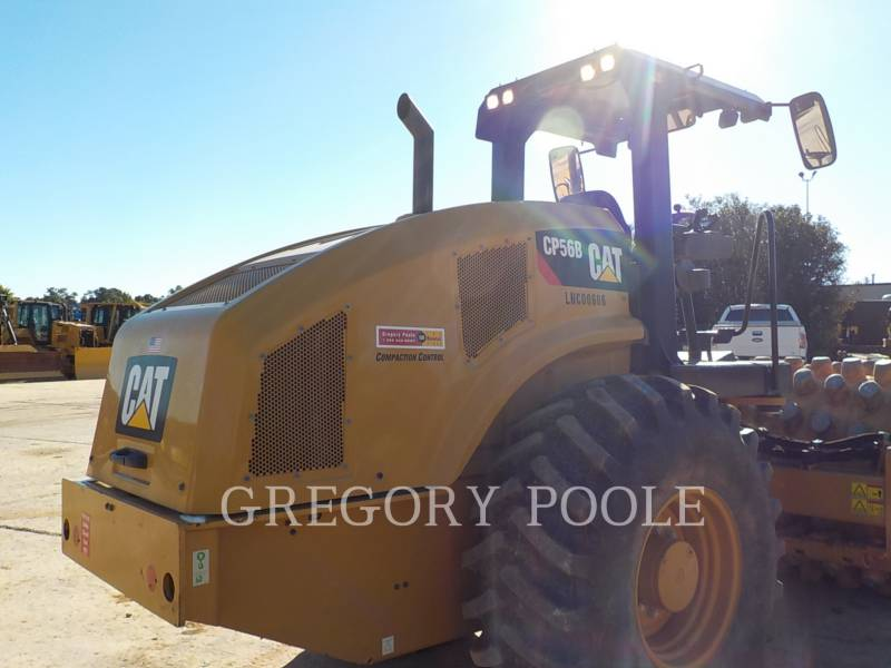 CATERPILLAR EINZELVIBRATIONSWALZE, BANDAGE CP56B equipment  photo 12