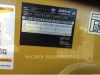 CATERPILLAR BACKHOE LOADERS 420F 4WD equipment  photo 5