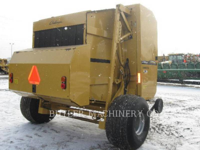 CHALLENGER AG HAY EQUIPMENT RB56CA equipment  photo 4