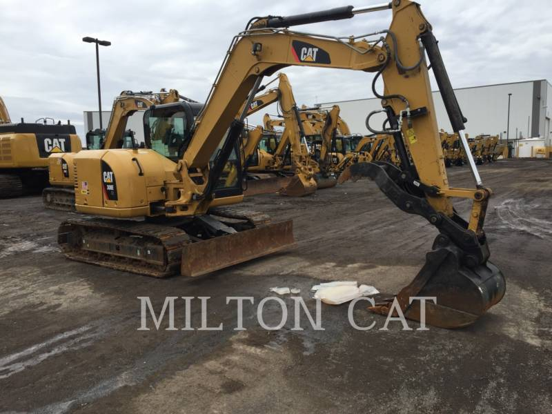 CATERPILLAR EXCAVADORAS DE CADENAS 308E CR SB equipment  photo 2