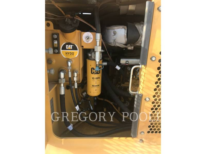 CATERPILLAR TANDEMOWY WALEC WIBRACYJNY DO ASFALTU (STAL-STAL) CB-54 equipment  photo 16