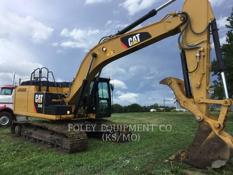 CATERPILLAR 履带式挖掘机 324EL equipment  photo 1