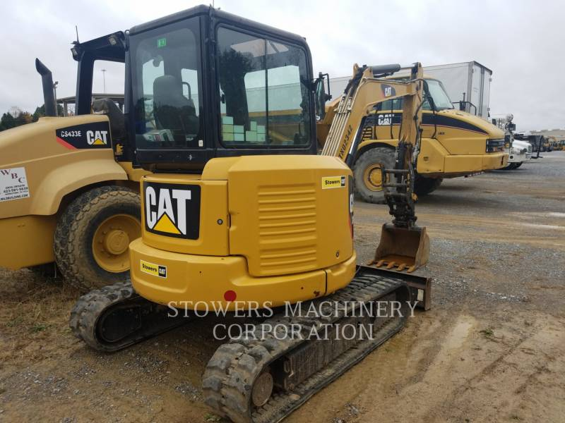 CATERPILLAR EXCAVADORAS DE CADENAS 304E CAB equipment  photo 2