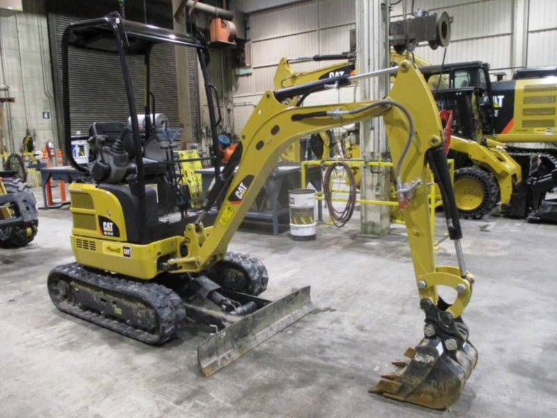 CATERPILLAR PELLES SUR CHAINES 301.7DCR equipment  photo 1