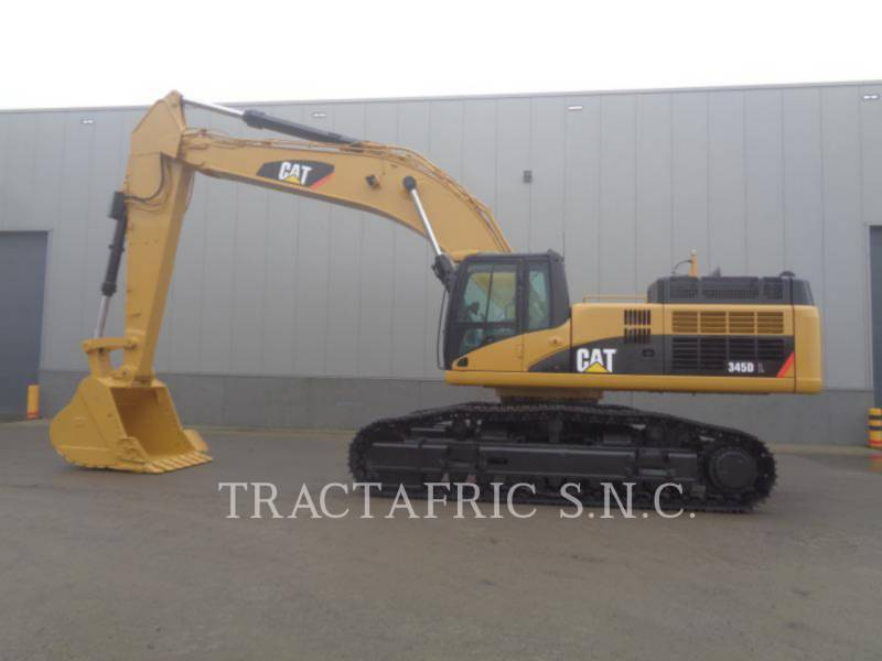 CATERPILLAR PELLE MINIERE EN BUTTE 345 DL equipment  photo 2