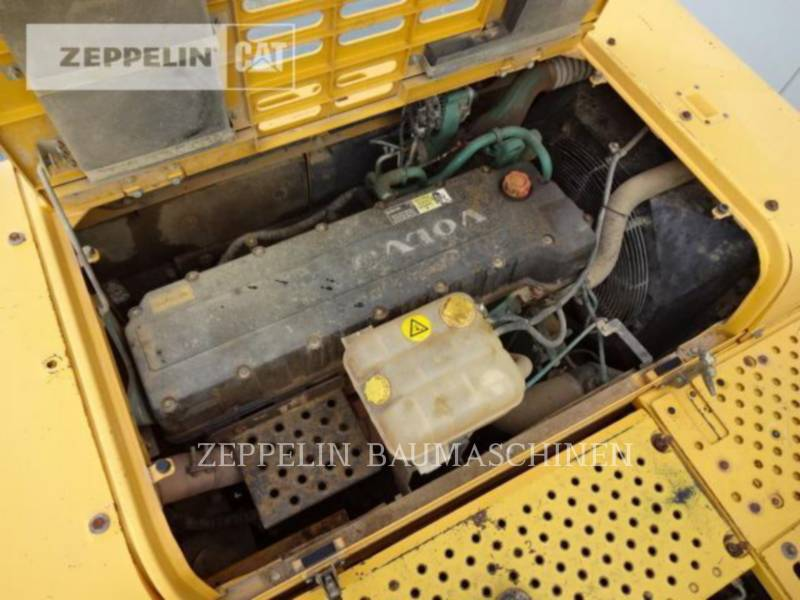 VOLVO CONSTRUCTION EQUIPMENT KETTEN-HYDRAULIKBAGGER EC360BLC equipment  photo 17