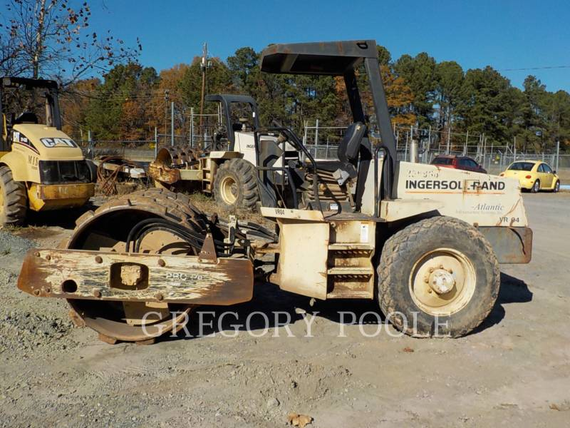 INGERSOLL-RAND VIBRATORY SINGLE DRUM PAD SD-70D PRO-PAC equipment  photo 22