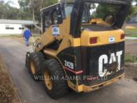 CATERPILLAR CHARGEURS COMPACTS RIGIDES 242B equipment  photo 2