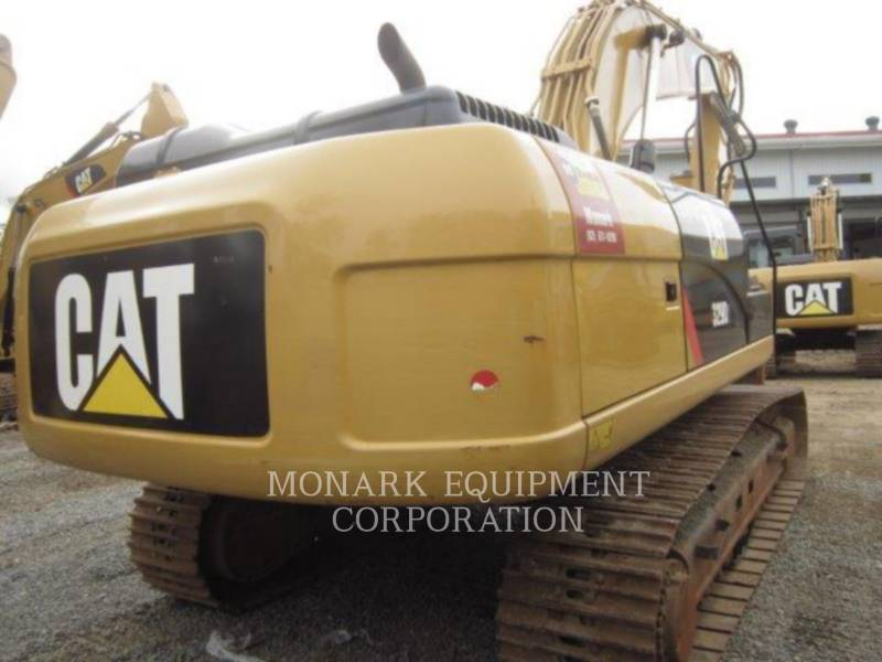 CATERPILLAR KOPARKI GĄSIENICOWE 329D2 equipment  photo 3