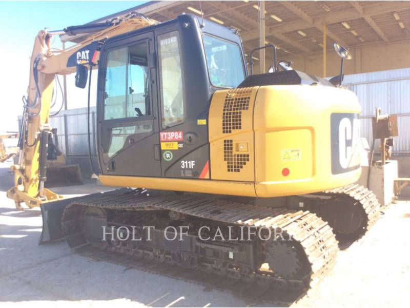 CATERPILLAR TRACK EXCAVATORS 311F RR equipment  photo 6