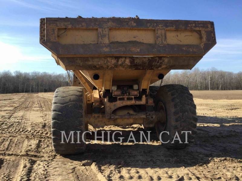 CATERPILLAR ARTICULATED TRUCKS 735 T equipment  photo 18