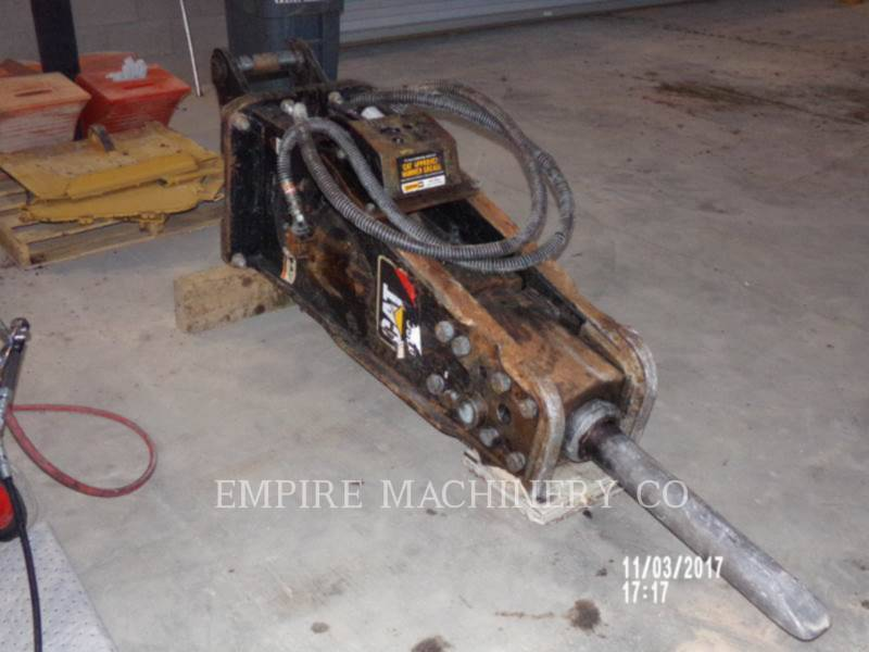 CATERPILLAR AG - HAMMER H100 equipment  photo 1