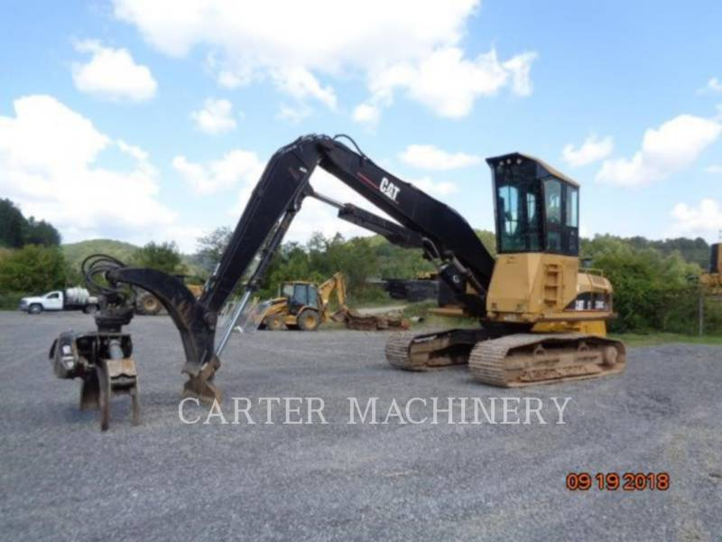 CATERPILLAR KETTEN-HYDRAULIKBAGGER 320CFMHW equipment  photo 5
