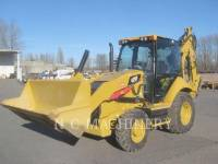 CATERPILLAR CHARGEUSES-PELLETEUSES 420F 4ECB equipment  photo 1