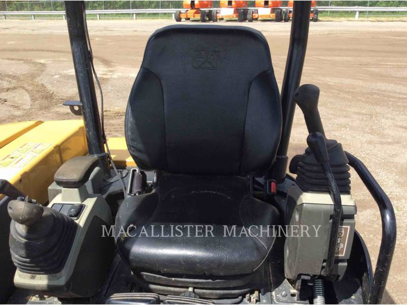 CATERPILLAR KETTEN-HYDRAULIKBAGGER 305.5E2CR equipment  photo 16