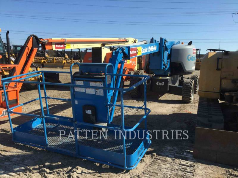 GENIE INDUSTRIES LEVANTAMIENTO - PLUMA Z62 equipment  photo 4