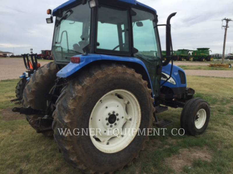 NEW HOLLAND LTD. TRACTORES AGRÍCOLAS TL90 equipment  photo 3