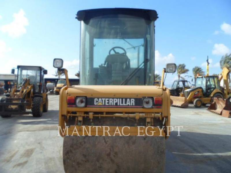 CATERPILLAR TANDEMOWY WALEC WIBRACYJNY DO ASFALTU (STAL-STAL) CB-434D equipment  photo 7
