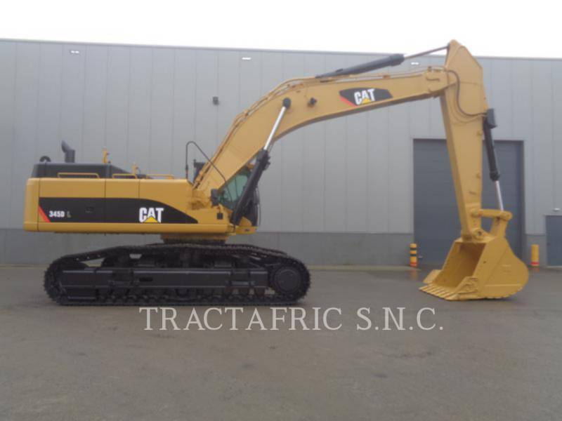 CATERPILLAR PELLE MINIERE EN BUTTE 345 DL equipment  photo 3