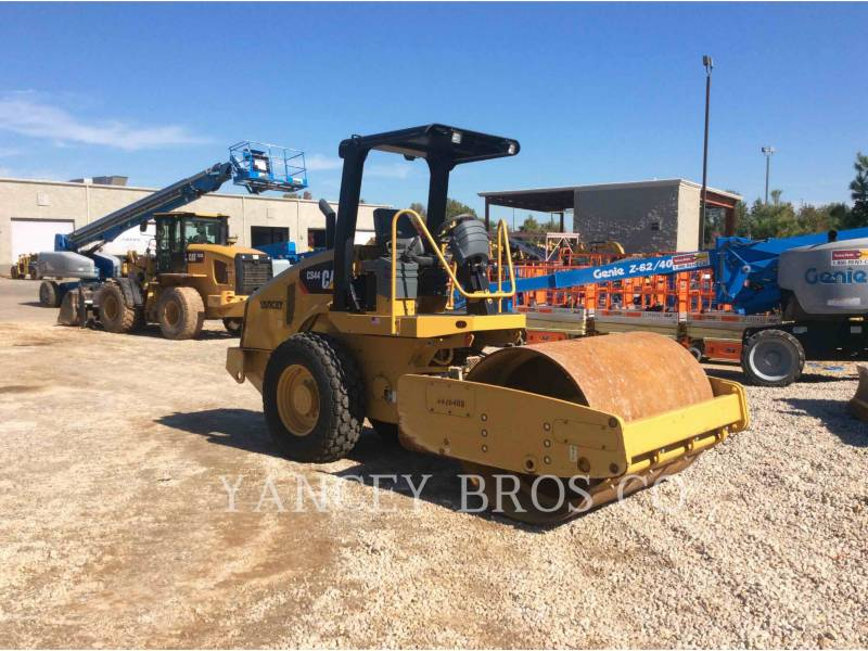 CATERPILLAR COMPACTORS CS44 equipment  photo 7
