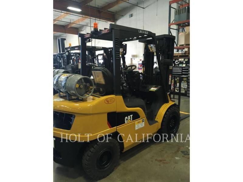 CATERPILLAR MITSUBISHI FORKLIFTS P6000-LE equipment  photo 3