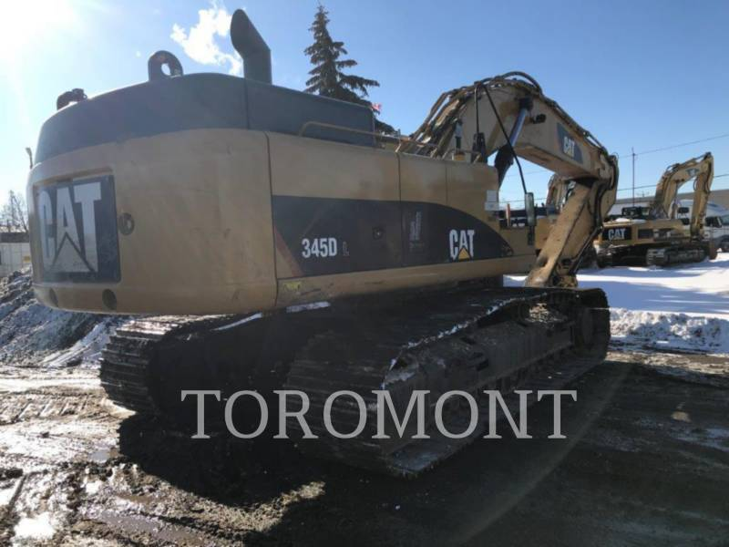 CATERPILLAR TRACK EXCAVATORS 345DL equipment  photo 7
