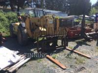 Equipment photo CATERPILLAR TH560B MANIPULADOR TELESCÓPICO 1
