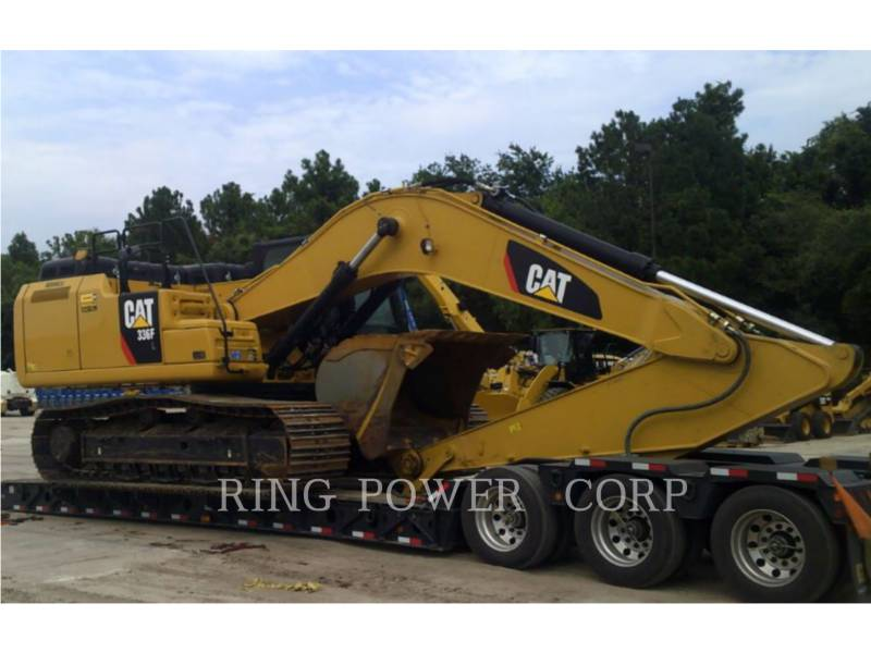 CATERPILLAR TRACK EXCAVATORS 336FLLONG equipment  photo 2