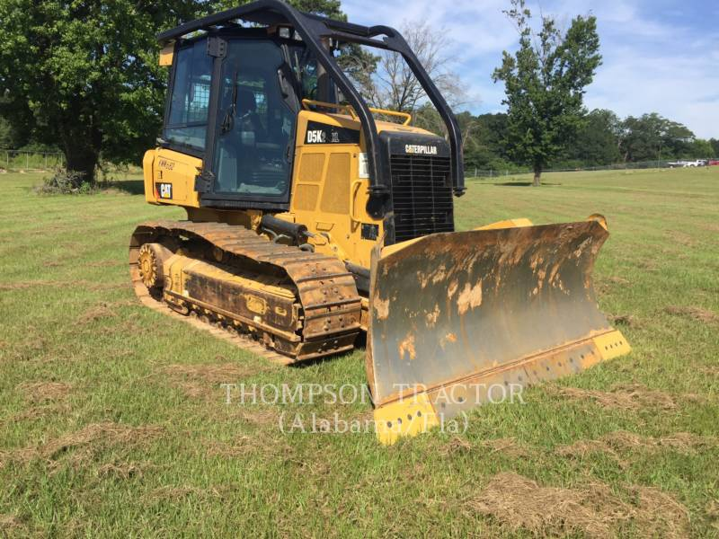 CATERPILLAR TRACTORES DE CADENAS D5K2 XL equipment  photo 3