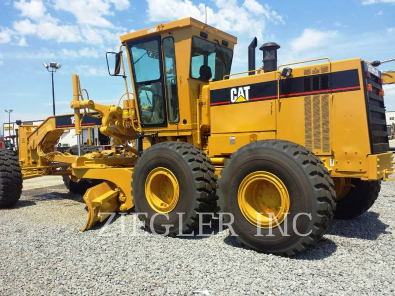CATERPILLAR モータグレーダ 16H equipment  photo 4
