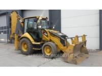 Equipment photo CATERPILLAR 432F CHARGEUSES-PELLETEUSES 1
