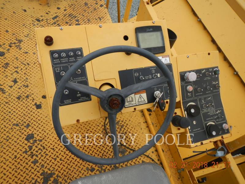 WEILER MISCELLANEOUS / OTHER EQUIPMENT E1250 equipment  photo 16